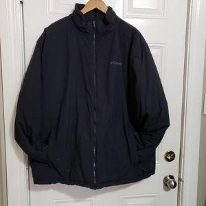 Columbia insulated men's jacket XXL